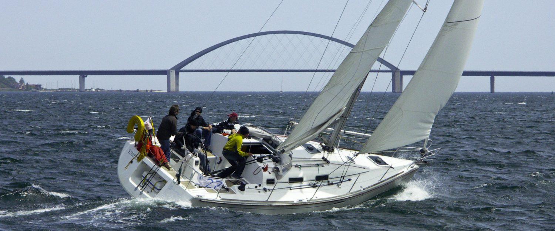 Yacht charter Fehmarn